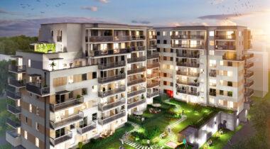 Start budowy nowego osiedla Comfort City Na terenie dzielnicy Białołęka – Winnica