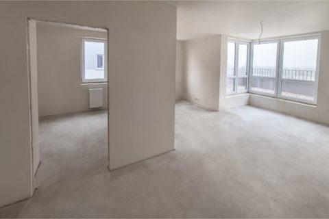 przykładowe mieszkanie w stanie deweloperskim Comfort City Rubin BARC Warszawa