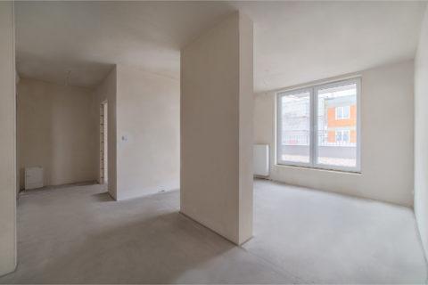 przykładowe mieszkanie stan deweloperski w Comfort City Rubin