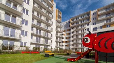 Zakończenie budowy Comfort City Rubin