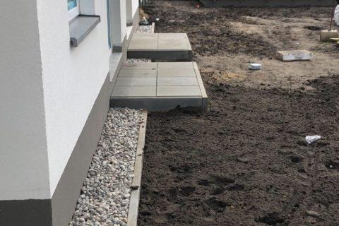 ogródki przy patio Comfort City Bursztyn 26 marca 2020
