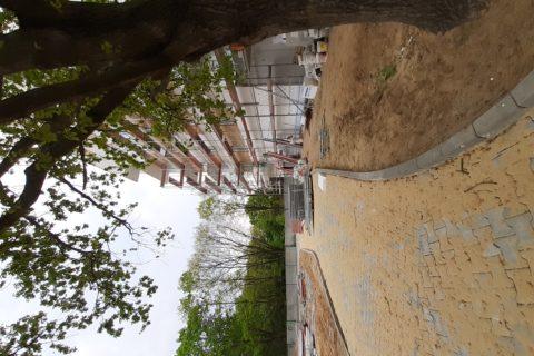 prace budowlane maj 2020 Comfort City Ametyst