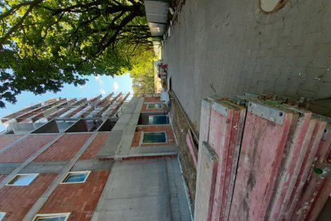 Comfort City Ametyst prace na budowie czerwiec 2020