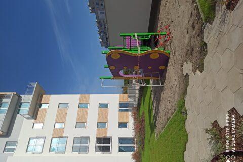 prace na patio Comfort City Ametyst październik 2020