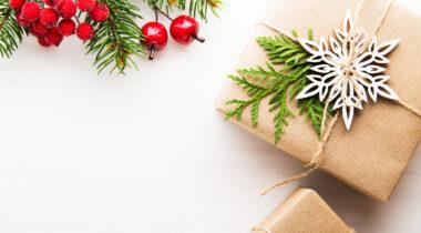 Biuro sprzedaży w okresie świątecznym
