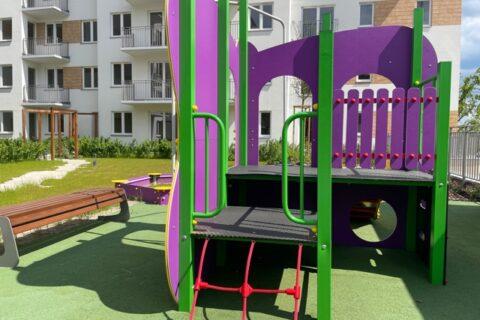 Comfort City Ametyst zabawka na patio patio maj 2021